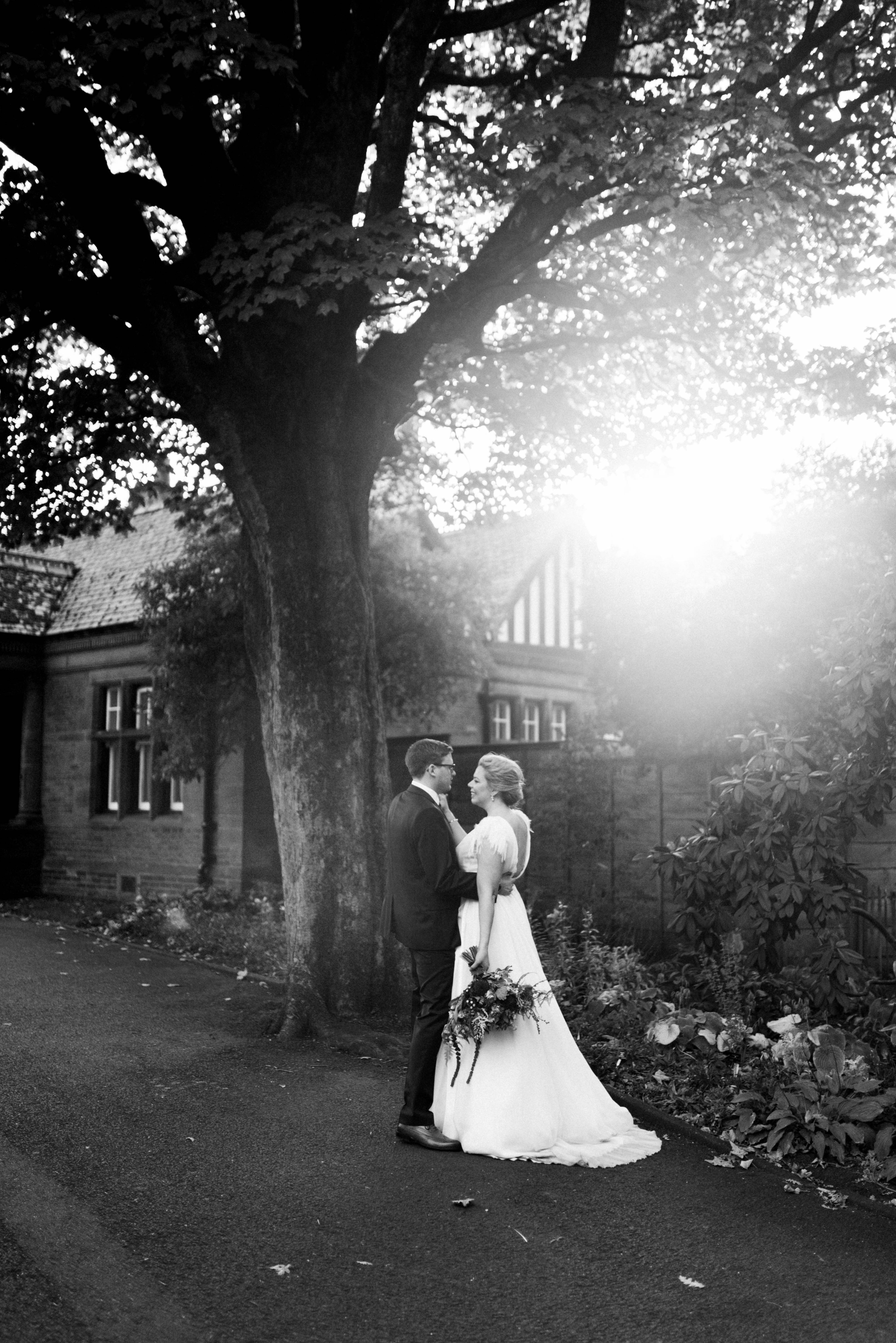 light bright wedding photography uk