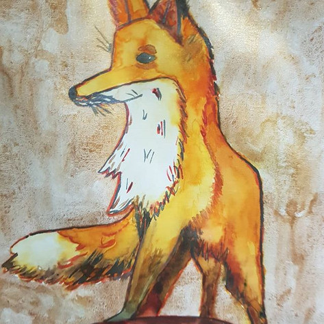 Handsome fox