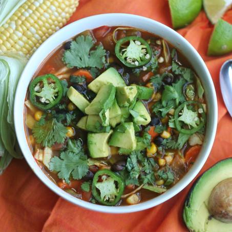 Guatemalan Style VegGIE Soup