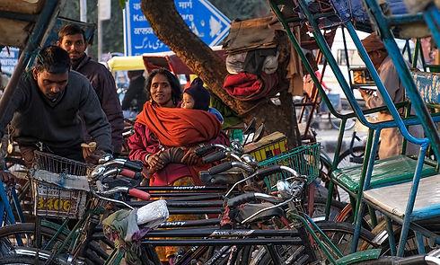 arranging-a-bicycle-rickshaw-new-delhi-i