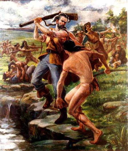 Os índios ARACHÁS