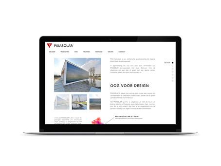 Nieuwe Pixasolar website online!