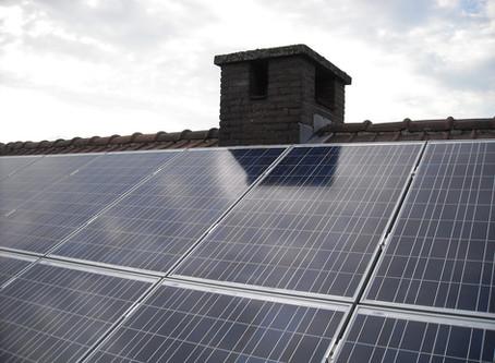 2018 was recordjaar voor zonnepanelen