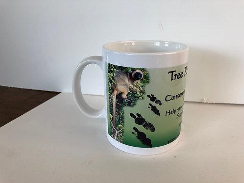 Tree Roo mug Tree Roo Rescue