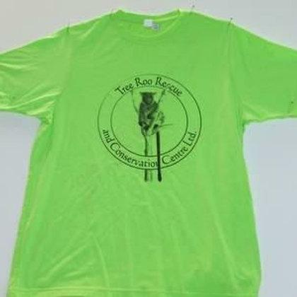 mens tshirts crew neck black logo