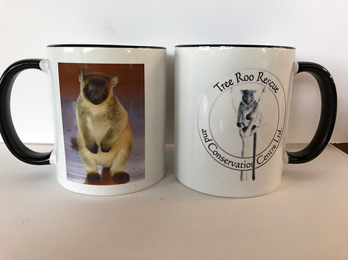 Tree Roo mug Bear
