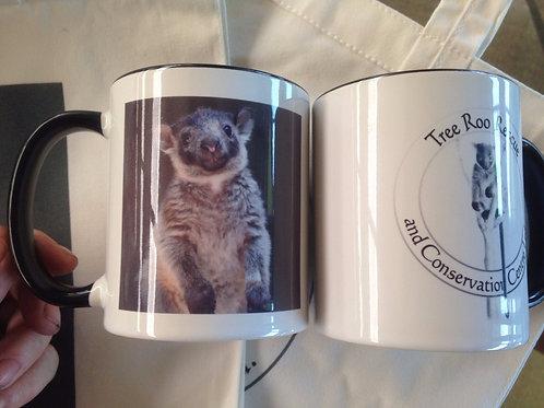 Tree Roo mug Ella