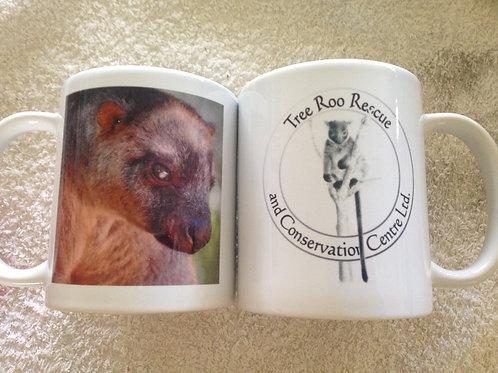 Tree Roo mug Bille