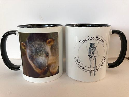 Tree Roo mug Misty