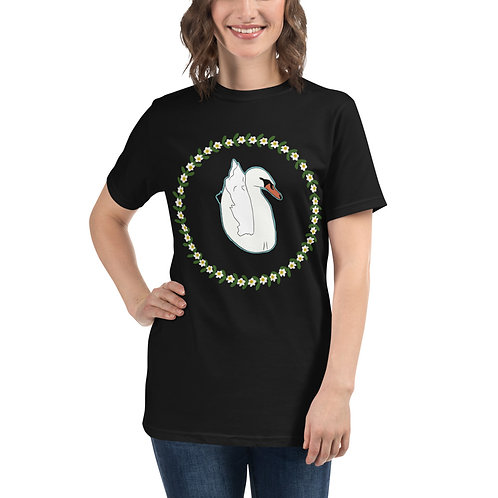 Swan Organic T-Shirt