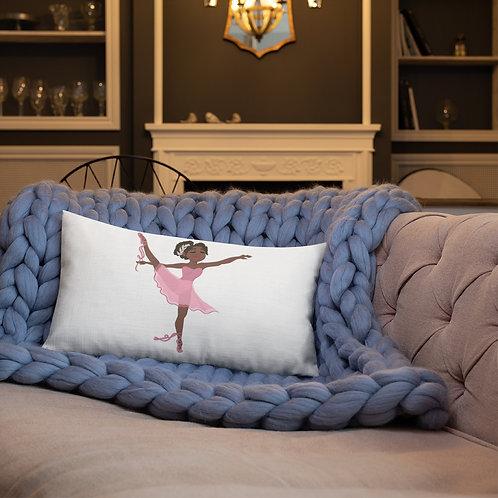 Ballet Premium Pillow