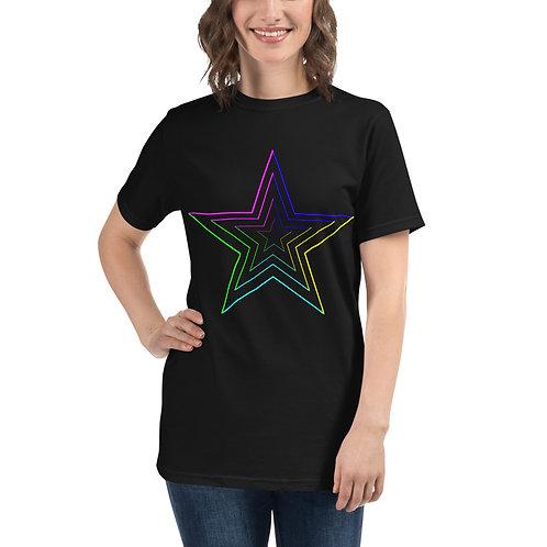 STAR LINES Organic T-Shirt