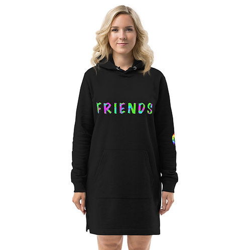 FRIENDS Hoodie dress