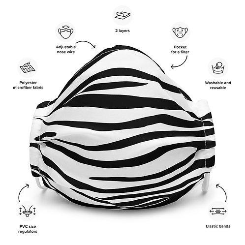 Animal Print Premium face mask