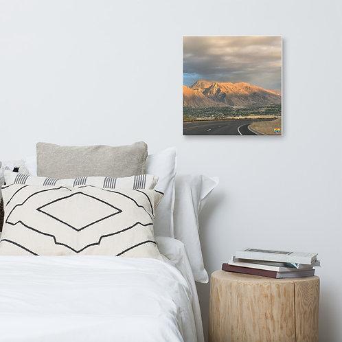 Traveler's way Canvas