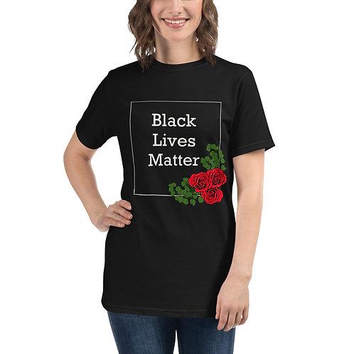 Black Lives Matter Organic T-Shirt