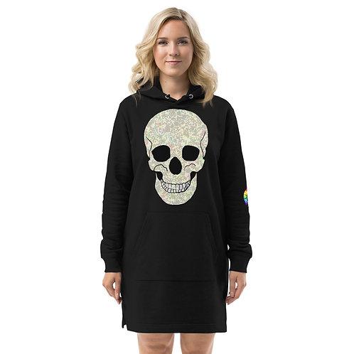 Skull Hoodie dress