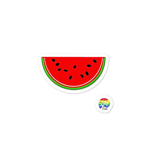 WATERMELON Bubble-free stickers