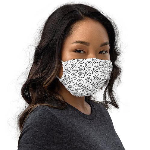 Spiral Premium face mask