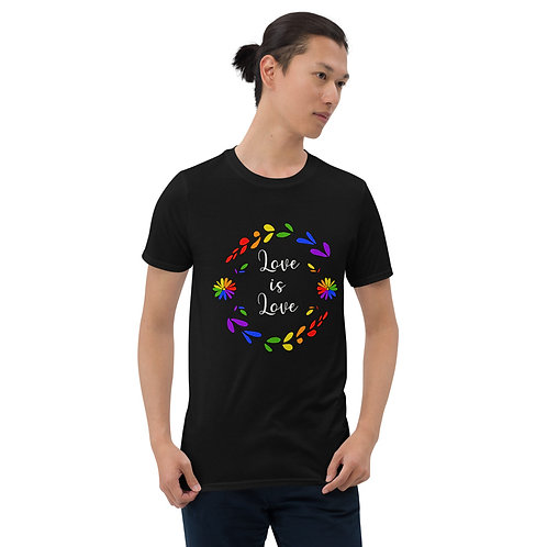 Love is Love Rainbow T-Shirt