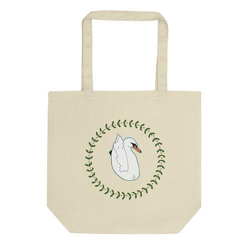 Swan Eco Tote Bag