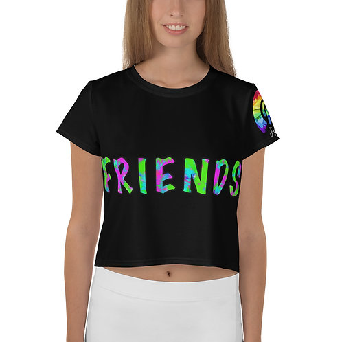 FRIENDS Crop Tee