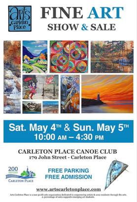 Arts Carleton Place Spring Show