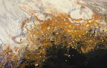 Copper Flow, 16x40