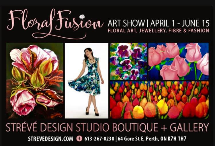 Floral Fusion, Streve