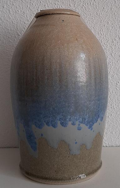 Standaard keramische Urn Annelies van Tetering