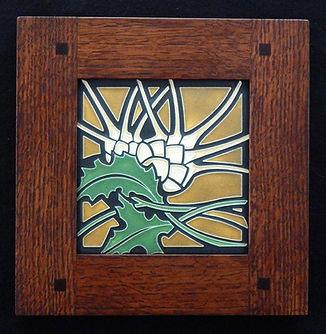 Morris Oak Frame for Tile