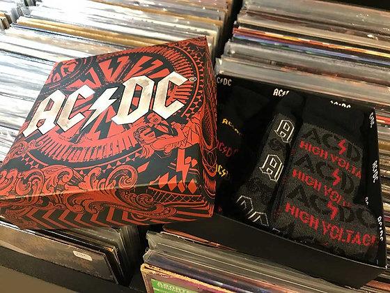 Chaussettes AC/DC (lot de 3)