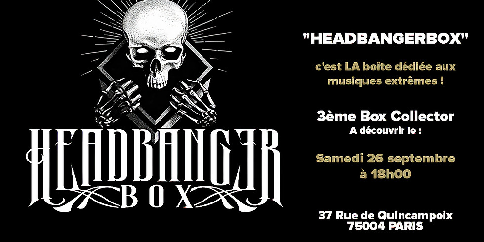 Headbanger Box