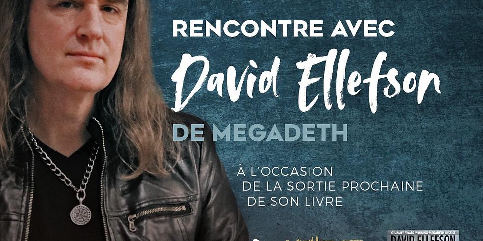 Rencontre avec David Ellefson