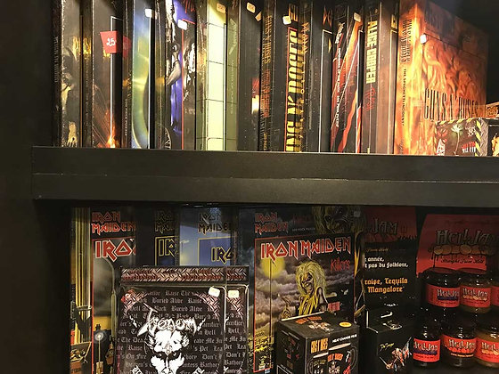 PUZZLES Kiss, Slayer, Def Leppard