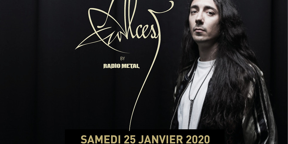 Release Party Alcest by Radio Métal