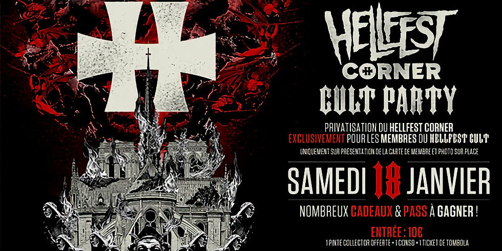 Hellfest Cult Party