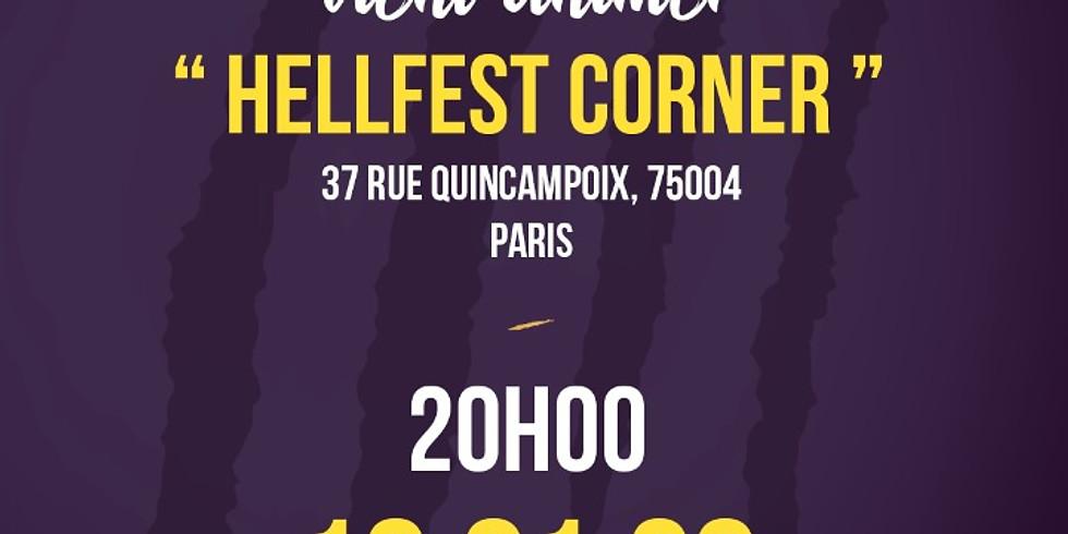 """La Bête vient animer le """" Hellfest Corner """""""