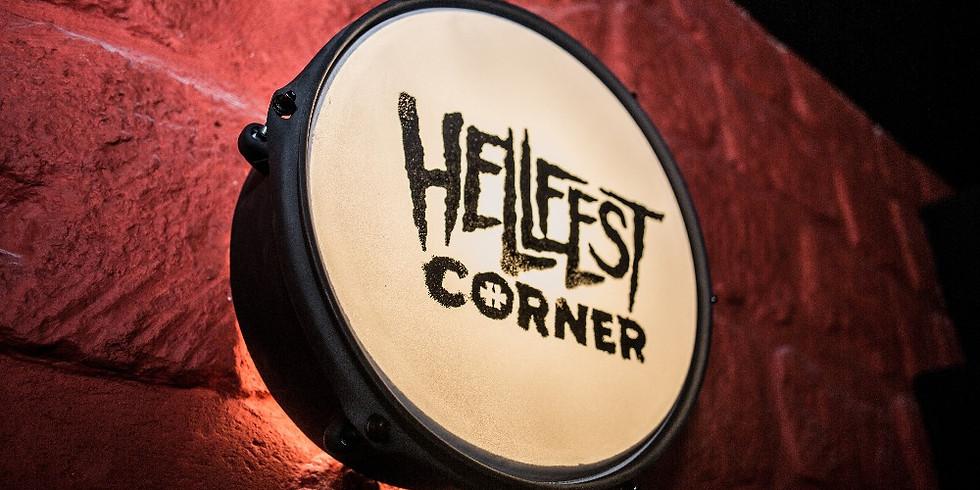 Soutiens le Hellfest Corner