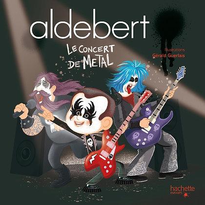Aldebert – Le concert de Métal