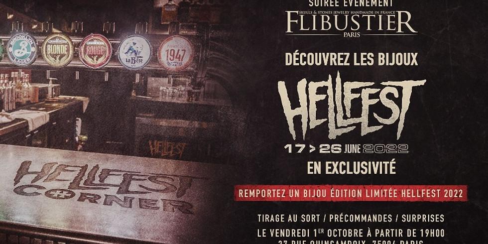 Découvrez en exclu la collection Flibustier du Festival Hellfest 2022 !