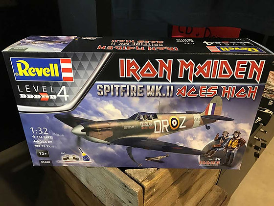Maquette Revell Iron Maiden