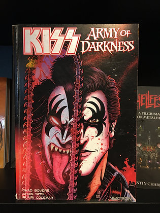 ARMY OF DARKNESS / KISS