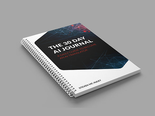 THE 30 DAY AI JOURNAL - DIGITAL