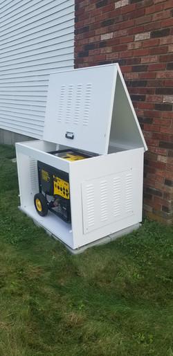 Generator shield