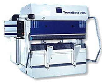 95 Ton Trumpf Trumabend V85 6-axis CNC