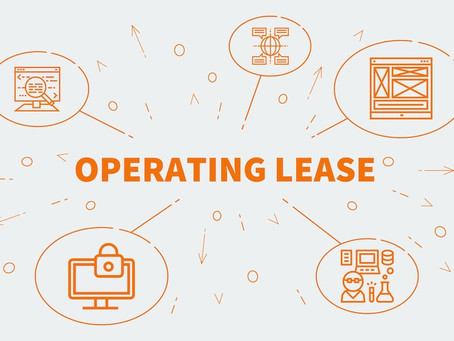 Operating Leases. Did you know you have a choice?