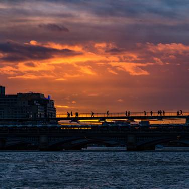 (11) The London Millennium Footbridge an