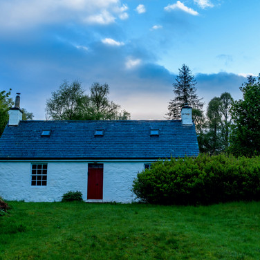 (271) Cottage near Achany, Lairg, Suther