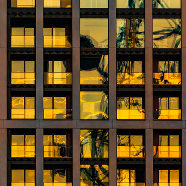 (153) Sunset Reflection of The London Ey